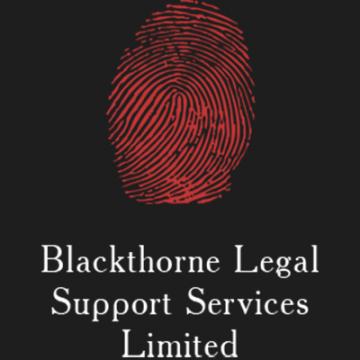Blackthorne Legal Support Services Ltd