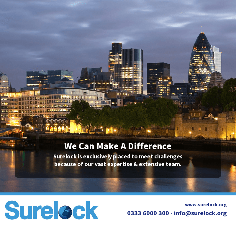 Surelock Global Investigators & Security Consultants (Corporate CR010)