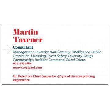 Martin Tavener Investigative Consultancy