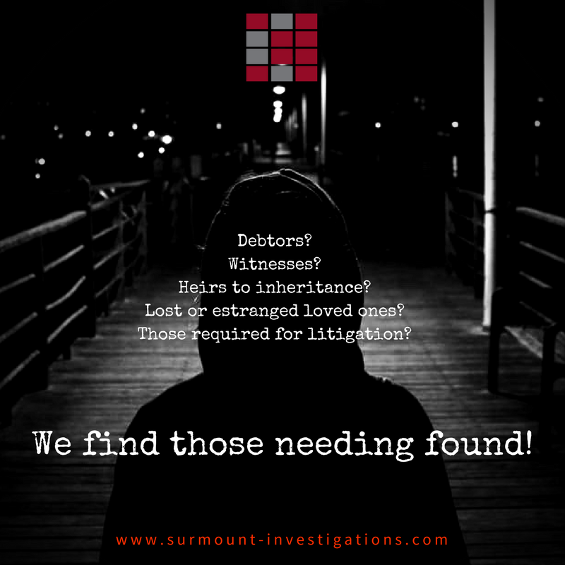 Surmount Investigations