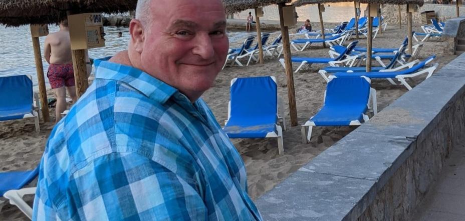 Hero ABI Wiltshire member Tony Rosinger