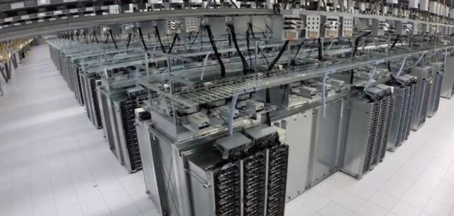 Google announces London cloud computing data centre
