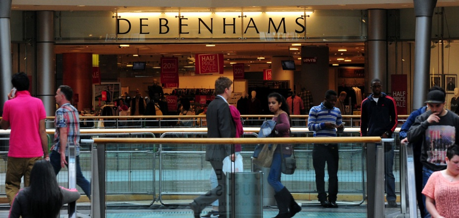 Cyber attack hits 26,000 Debenhams Flowers customers
