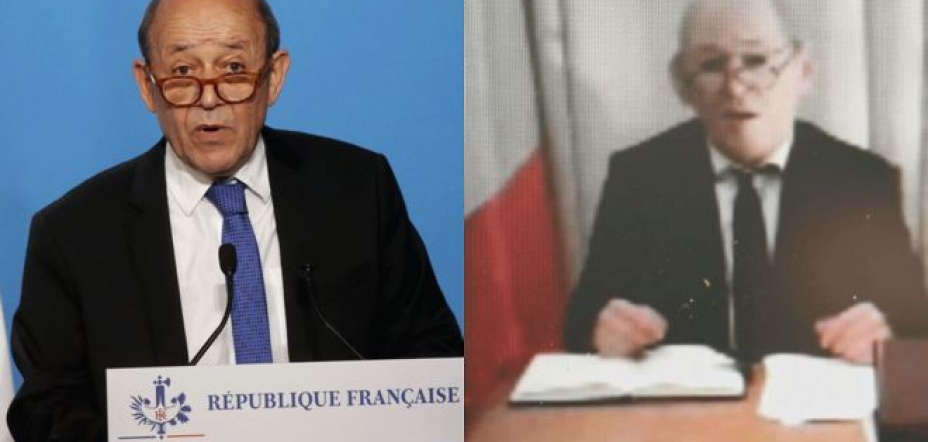 The fake French minister in a silicone mask who stole millions