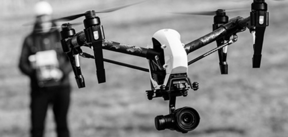 Is the use of drones legal for private surveillance?