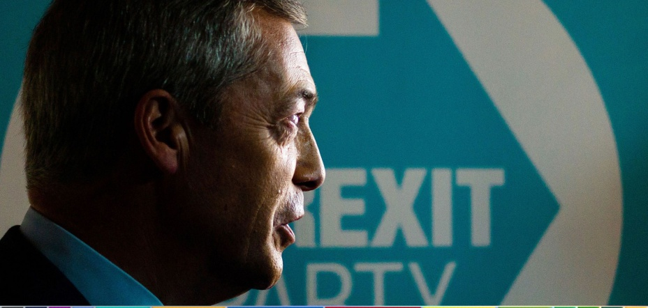 Brexit Party under investigation for 'failing to hand over personal data'
