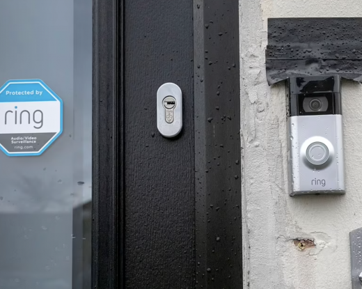 Ring doorbell camera claim to breach neighbour's privacy
