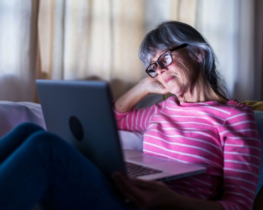 Scammers home in on the over 60s as startling stats show sharpest rise in ID fraud