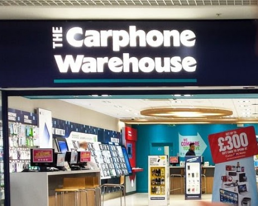 Carphone Warehouse fined for 'striking' number of failures that led to data breach