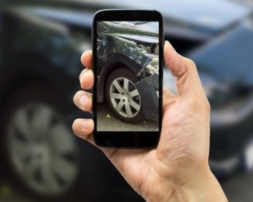 Car crash data thief 'unlucky' to be jailed