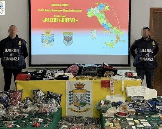 Counterfeit crackdown hits two organised criminal groups with more than 30 suspects arrested