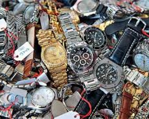 Counterfeit watch dealer hit with bankruptcy restrictions