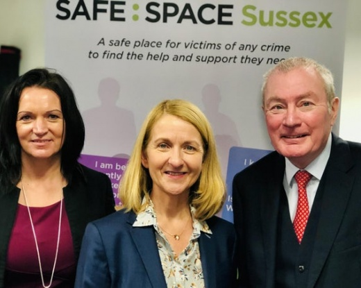 New scheme to support victims of fraud launches in Sussex