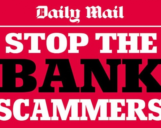 Bank scammers are stealing £1million a DAY in fraud epidemic: Yet despite endless promises, bosses are refunding customers less than before