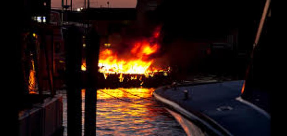 Yacht Fire Claim - Final Episode