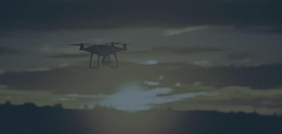 ABI Case Study: Night Surveillance using Drones